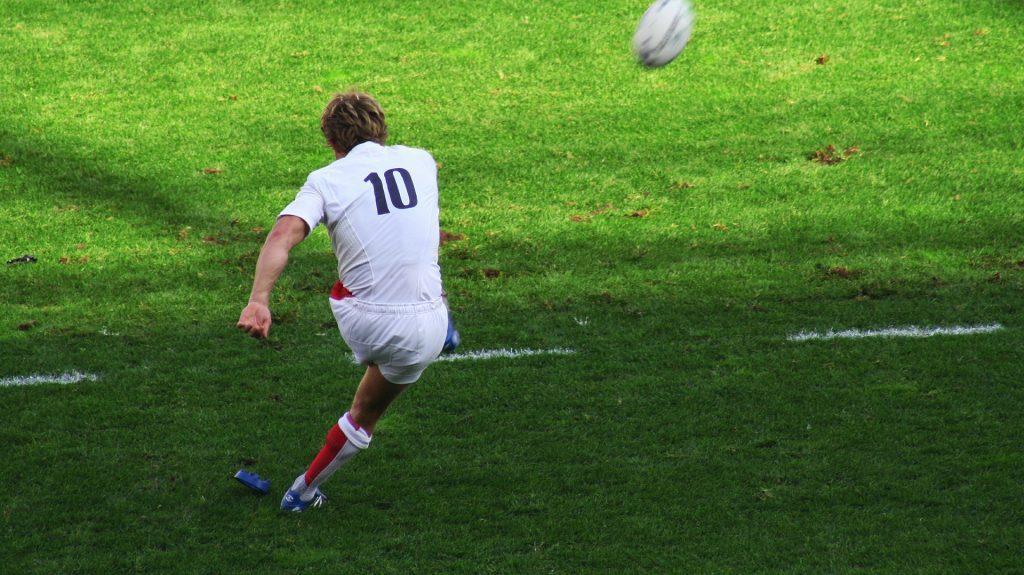 Quel est le record du plus long drop de l'histoire du rugby ?